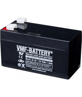 VMF 12V 1.3Ah Batterie au plomb