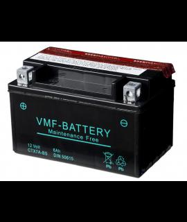 VMF Powersport MF 12V 6Ah Batterie au plomb