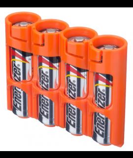 4 AA Powerpax Compartiment des piles