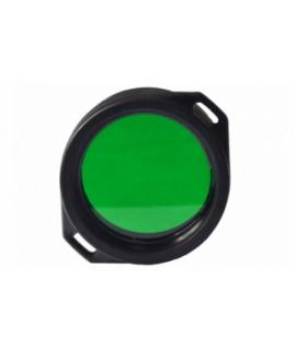 Armytek vert filtre pour lampes de poche Viking / Predator