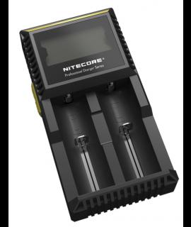 Nitecore Digicharger D2 EU chargeur de batterie