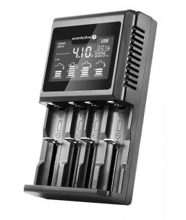 EverActive UC4000 chargeur de batterie