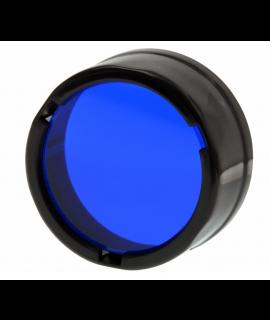 Filtre Nitecore - Diffuseur 25,4 mm - Bleu