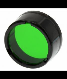 Filtre Nitecore - Diffuseur 25,4 mm - Vert