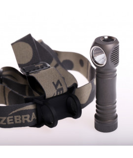 Zebralight H600d Mark IV XHP50.2 5000K High CRI Lampe frontale