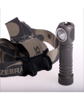 Zebralight H600F Mark IV XHP35 Floody Cool White Lampe frontale
