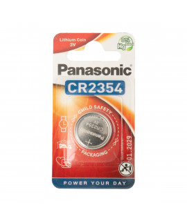 Panasonic CR2354 - blister - 3V