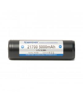 Keeppower 21700 5000mAh (protégé) - 15A