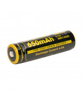Nitecore NL14500A 650mAh - 6.5A