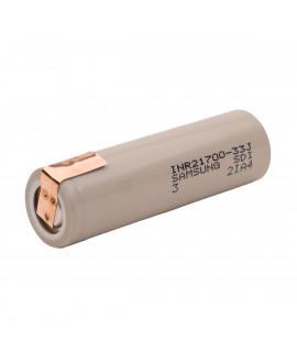 Samsung INR21700-33J 3270mAh - 6.4A - Single Tag