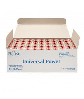 40 AA Fujitsu Universal Power - 1.5V