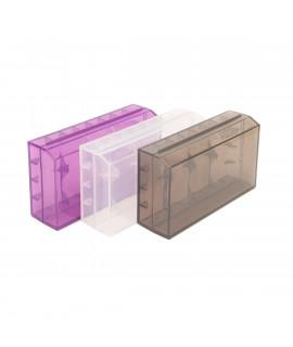 Efest H2  2x 18650 of 4x 18350 batterijendoosje