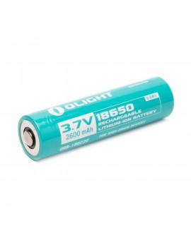 Olight 18650 2600mAh batterie pour R20