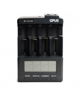 Opus BT-C3100 (version 2.2) Chargeur de batterie intelligent
