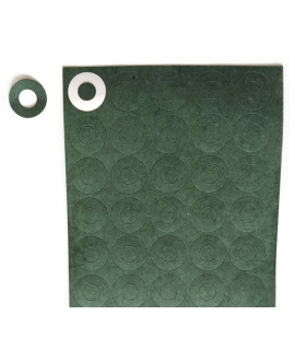 1x 20700/21700 papier isolant vert