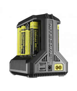Chargeur de batterie Nitecore Intellicharger i8
