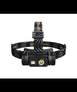Nitecore HC65 - Lampe frontale - rechargeable par USB