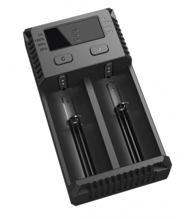 Nitecore Intellicharger i2 EU Chargeur de batterie
