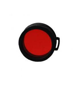 Nitecore Filtre 60MM rouge