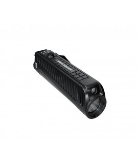 Nitecore P18 - Lampe de poche tactique - Interrupteur de queue 1800 lumens