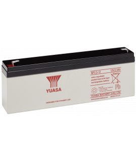 Yuasa 12V 2.3Ah Batterie au plomb
