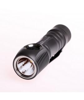 Vente de fin d'année !! Zebrralight SC53c AA Lampe de poche CRI blanche haute neutre