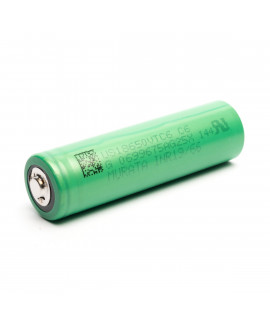 Sony / Murata US18650VTC6 3000mAh - 30A avec button top