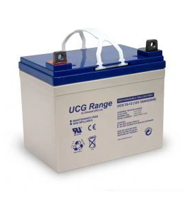 Ultracell Deep Cycle Gel 12V 35Ah batterie au plomb