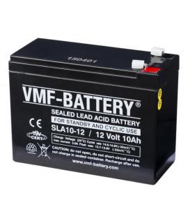 VMF 12V 10Ah Batterie au plomb