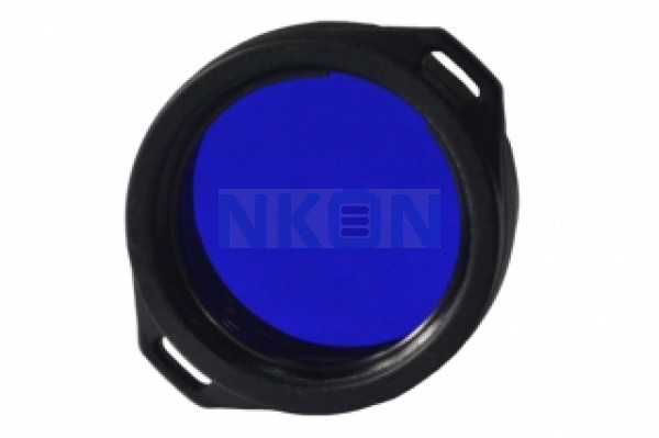 Armytek azul Filtro para linternas Viking / Predator