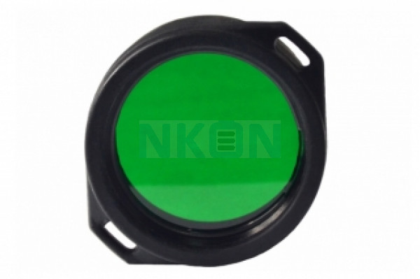 Armytek Filtro verde para linternas Viking / Predator