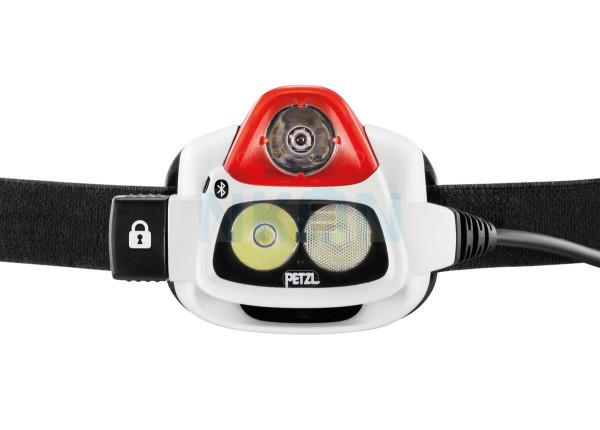 Lámpara de cabeza recargable Petzl Nao + - 750 lúmenes