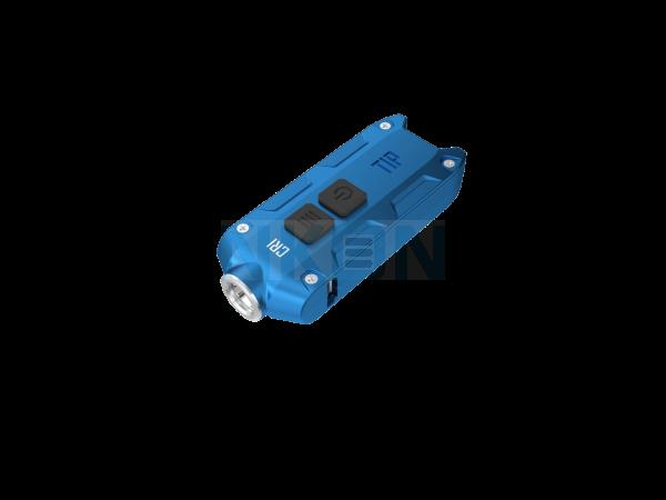 Nitecore Tip CRI - Llavero Luz - Azul