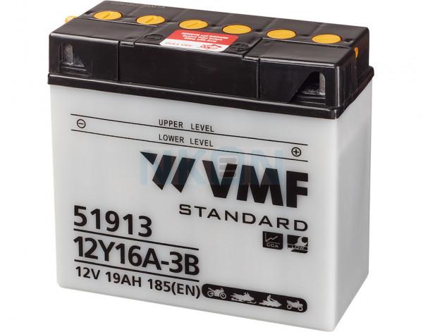 VMF Powersport 12V 20Ah Batería de ácido sólido