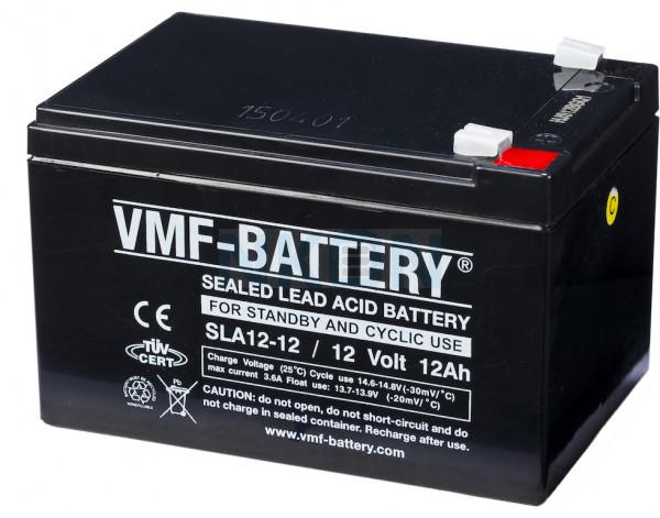 VMF 12V 12Ah batería de plomo