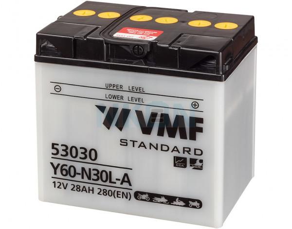 VMF Powersport 12V 28Ah Batería de ácido sólido