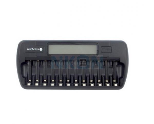 EverActive NC1200 Cargador de batería