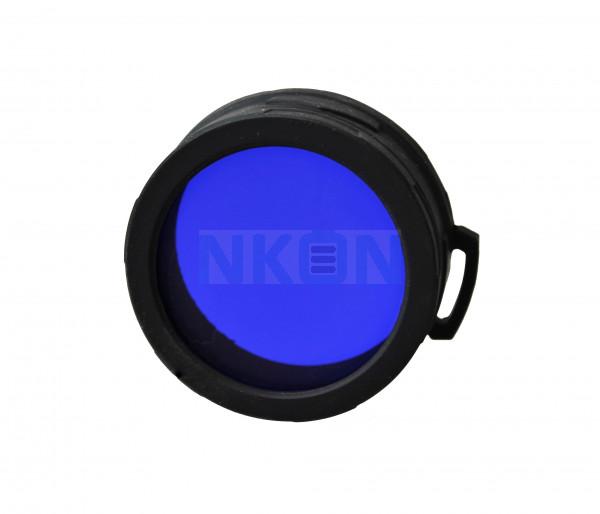Filtro Nitecore 60MM Azul