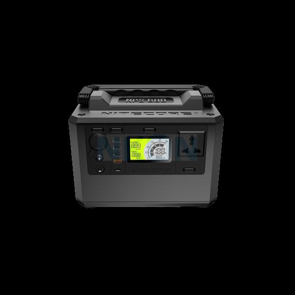 Nitecore NPS600 Central eléctrica portátil exteriores - 220V - 594Wh