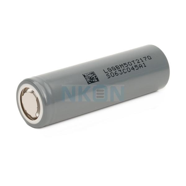 LG INR21700-M50T 5000mAh - 7.3A