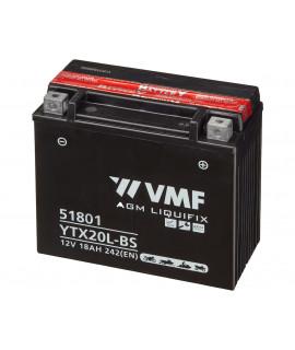 VMF Powersport MF 12V 18Ah batería de plomo