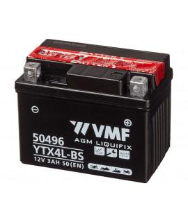 VMF Powersport MF 12V 3Ah Batería de ácido sólido