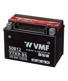 VMF Powersport MF 12V 8Ah Batería de ácido sólido
