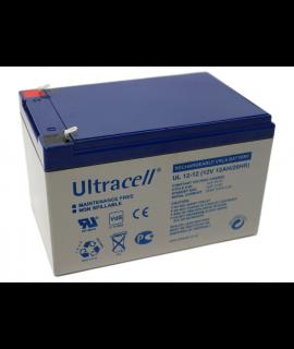 Ultracell 12V 12Ah Batería de plomo