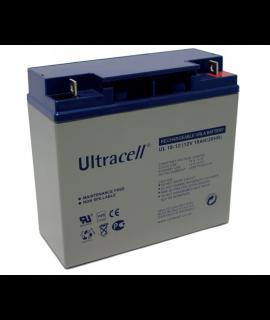 Ultracell 12V 18Ah Batería de plomo