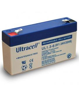 Ultracell 6V 1.3Ah Batería de plomo