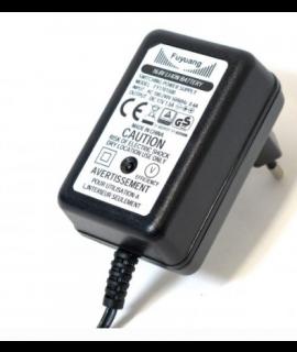 Enerpower 16.8V 4S DC-plug cargador de batería de bicicleta - 1A