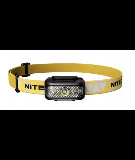 Nitecore NU17 - Linterna frontal - USB recargable