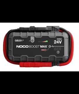Noco Genius Boost Max GB251+ arrancador de salto 24V - 3000A
