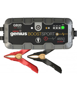 Arrancador de arranque Noco Genius Boost Sport GB20 12V - 400A